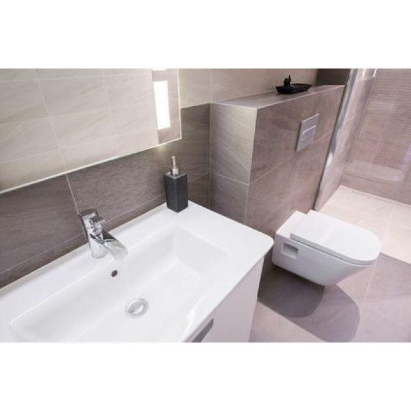 Comment optimiser l espace dans une petite salle de bain - Comment agencer une petite salle de bain ...