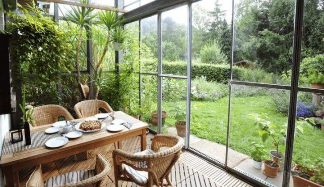 Comment protéger une véranda de la chaleur en été ?