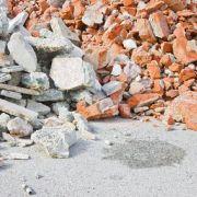 Comment se débarrasser des gravats issus de la démolition d'un mur ?