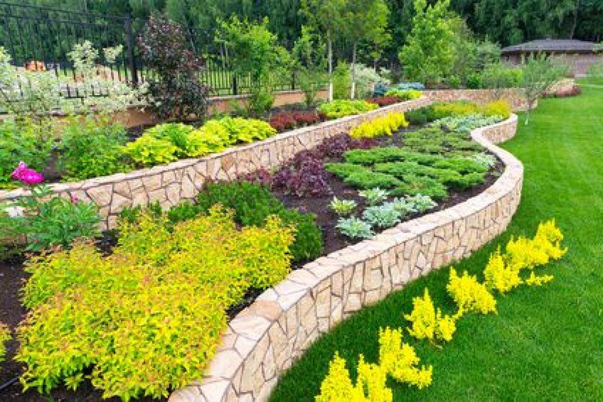 Comment Faire Un Beau Jardin composer un jardin fleuri : règles de base