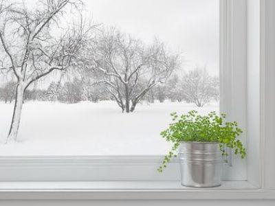 Consommation énergétique d'un foyer en hiver