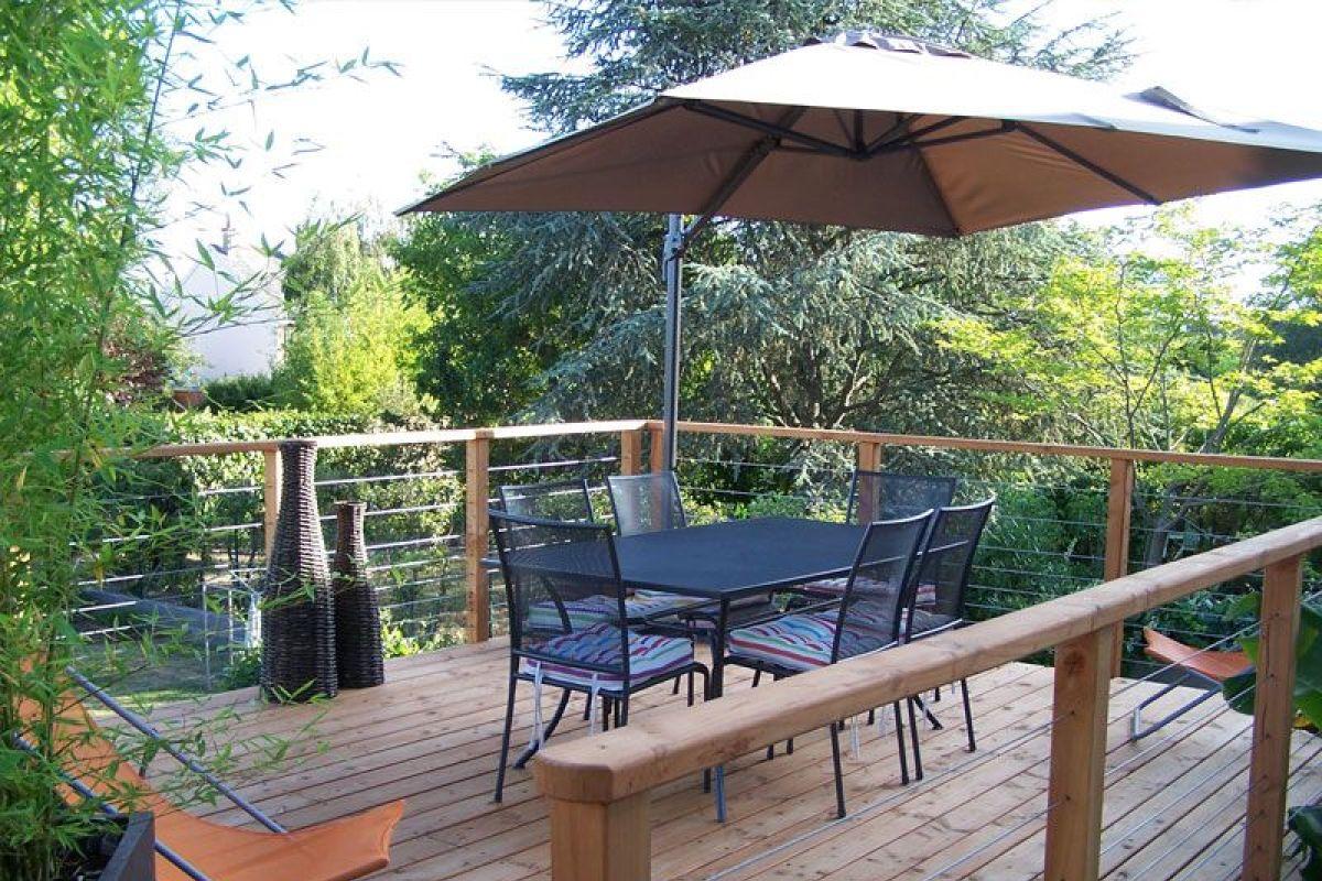 Construire Une Terrasse En Bois Surelevee construction d'une terrasse surélevée