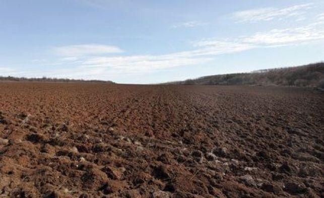 Construction sur terrain agricole