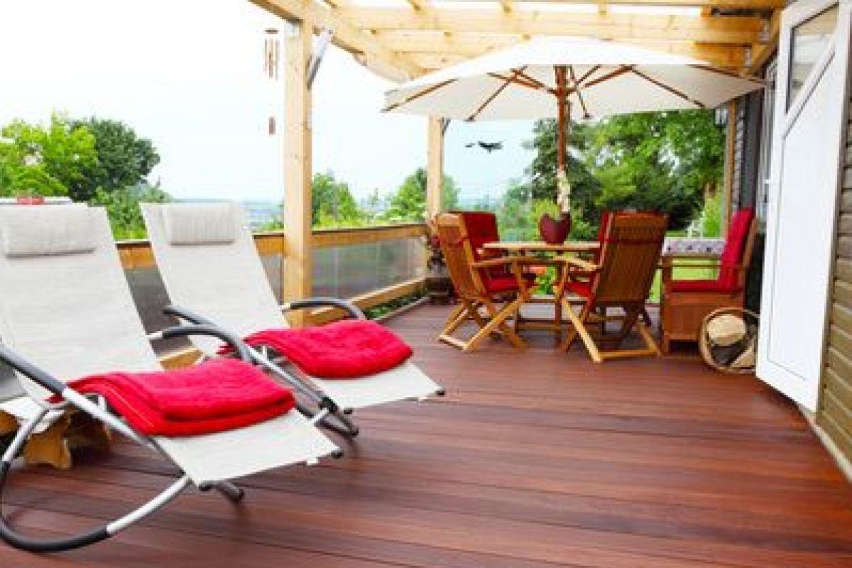 Couvrir Une Terrasse Permis De Construire construire un abri de terrasse pour avoir de l'ombre