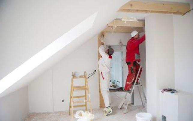 Construire un mur ou une cloison dans le cadre de travaux de rénovation