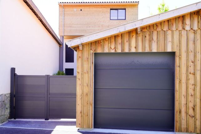 Copropriété : installation et remplacement d'une porte de garage
