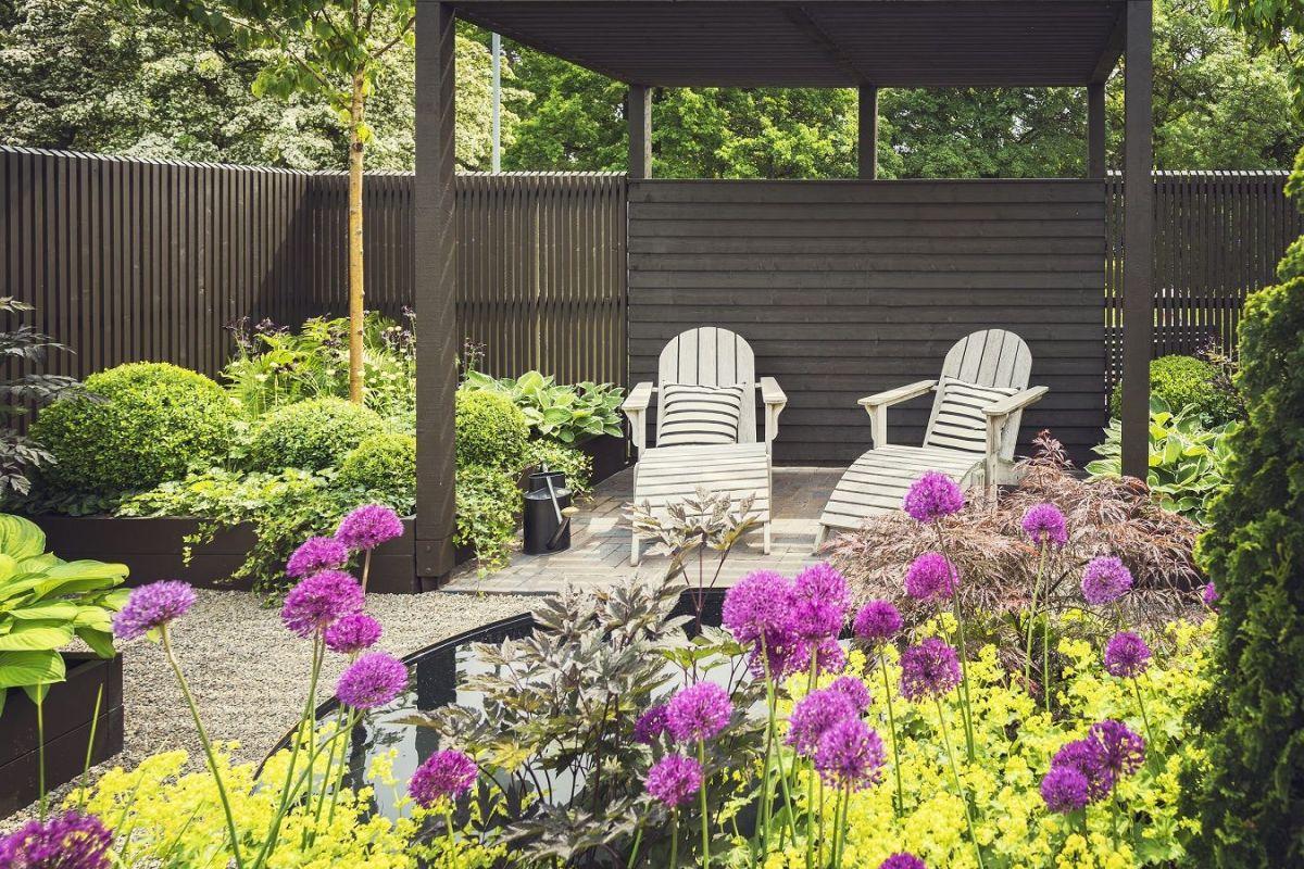 Creer Un Coin Zen Dans Son Jardin créer un jardin de style anglais