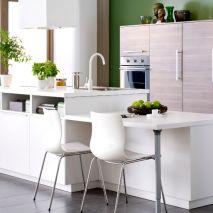 Cuisine avec îlot par Ikea