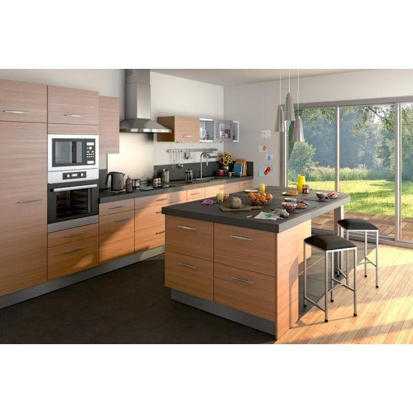 Meuble cuisine avec evier integre maison design for Cuisine integre