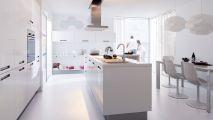 En photos : les plus belles cuisines blanches