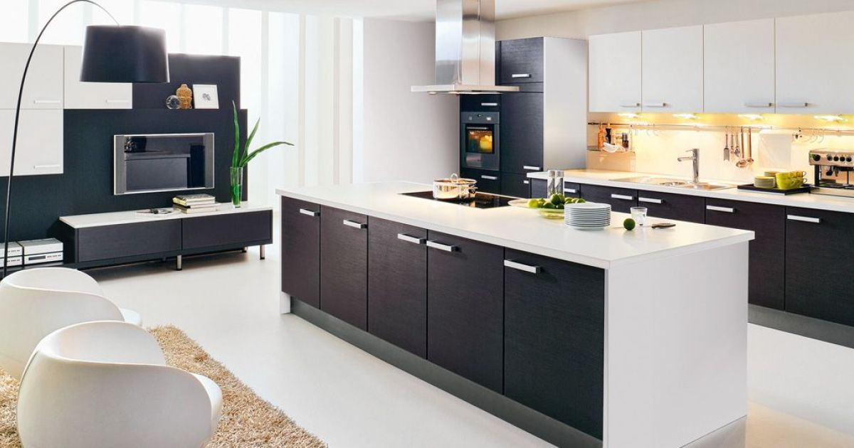 cuisine cora hacienda par cuisines aviva. Black Bedroom Furniture Sets. Home Design Ideas