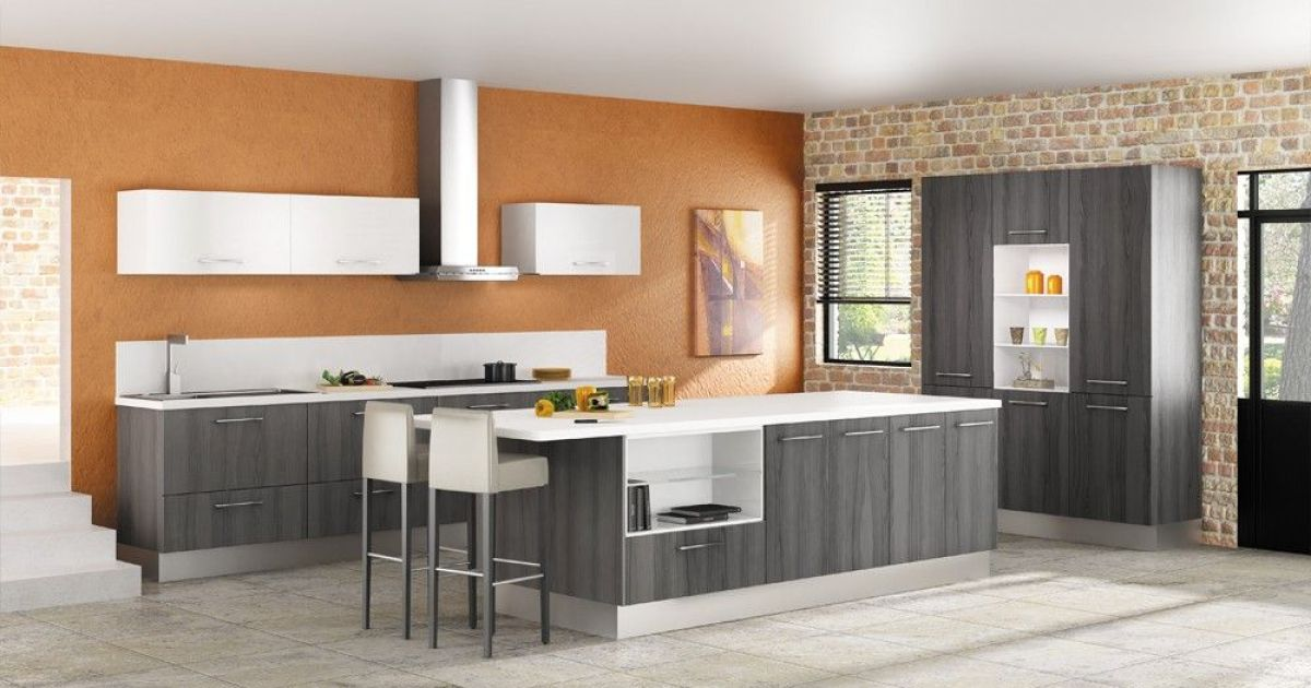 cuisine en bois par comera cuisines. Black Bedroom Furniture Sets. Home Design Ideas