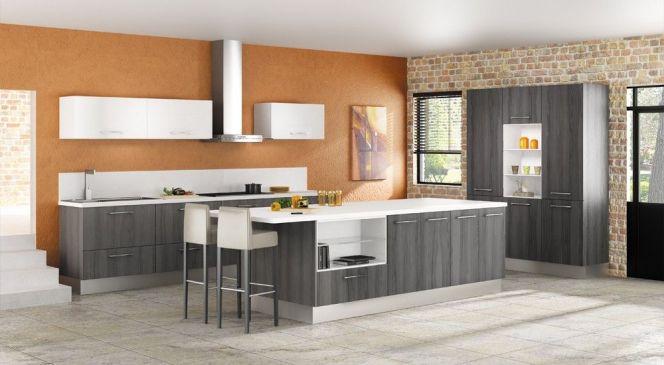 Notre s lection des plus belles cuisines en bois cuisine for Voir modele de cuisine