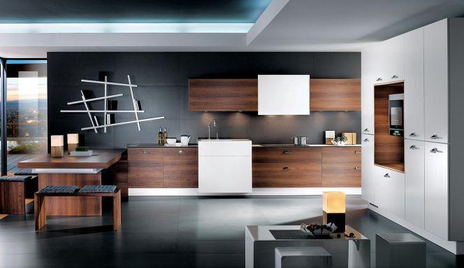 notre s lection des plus belles cuisines en bois cuisine en bois par perene. Black Bedroom Furniture Sets. Home Design Ideas