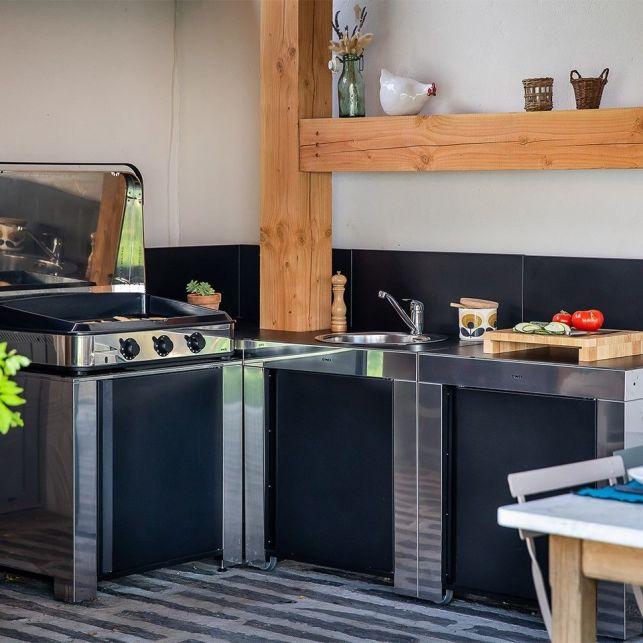 Composez votre cuisine avec les modules Eno pour un espace unique et professionnel