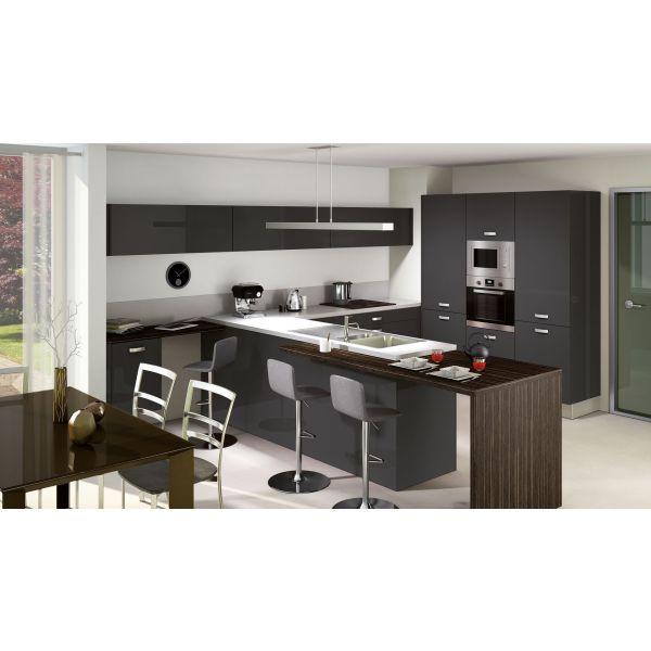 Cuisine laqu e par cuisinella for Modele de cuisine cuisinella