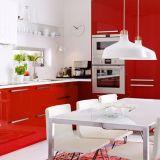 Cuisine laquée par Ikea