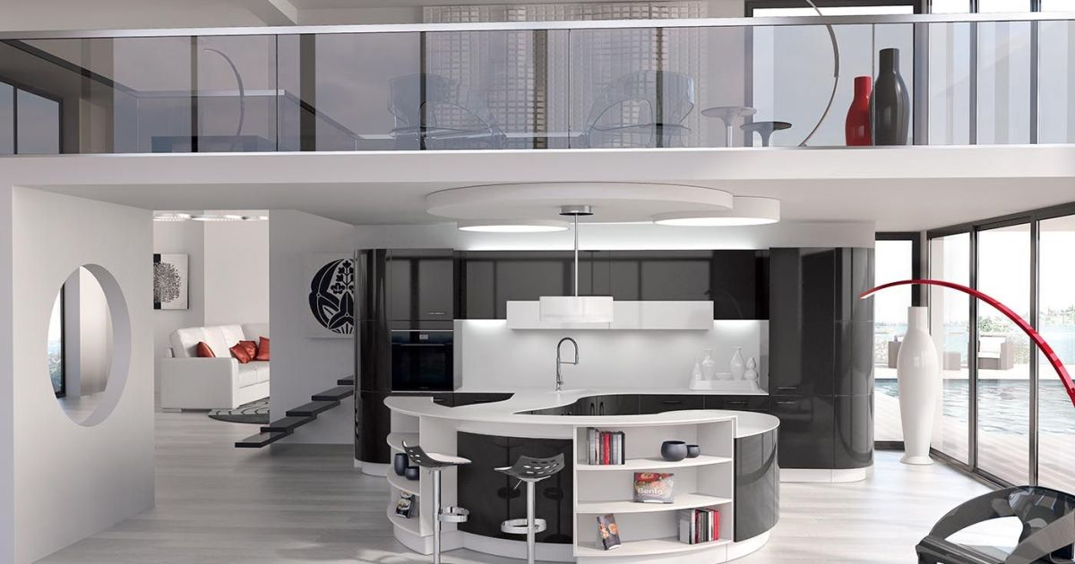comment nettoyer une cuisine laque cuisine blanc laque brillant belle cuisine nous a fait. Black Bedroom Furniture Sets. Home Design Ideas