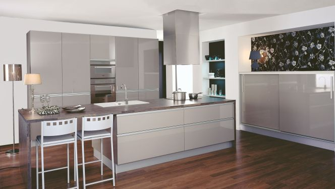 notre s lection des plus belles cuisines avec lot cuisine star par cuisinella. Black Bedroom Furniture Sets. Home Design Ideas