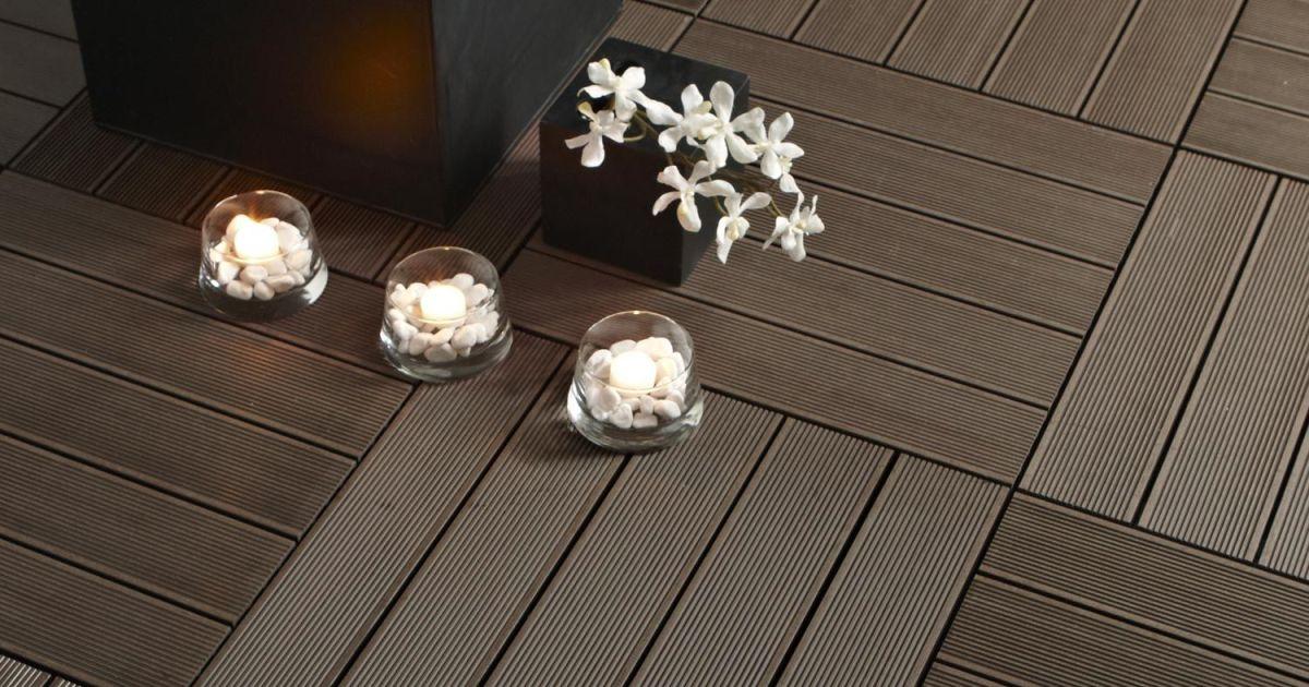 Terrasse en bois maison begge - Terras leroy merlin ...