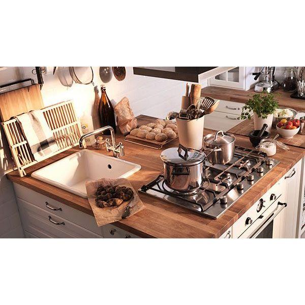 deco cuisine ancienne campagne un appartement familial. Black Bedroom Furniture Sets. Home Design Ideas