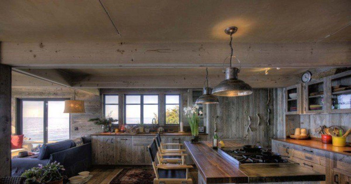 Decoration cuisine scandinave avec des - Deco cuisine scandinave ...