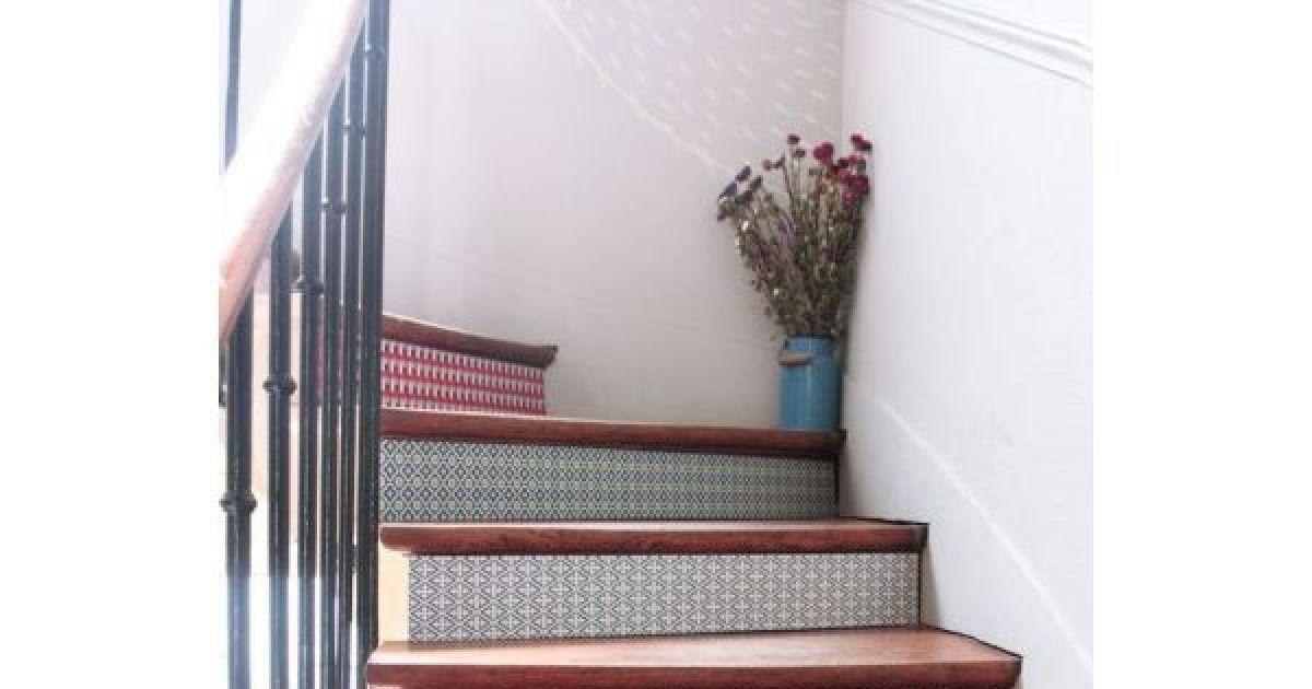 Escalier a pas decales leroy merlin maison design - Stickers escalier leroy merlin ...