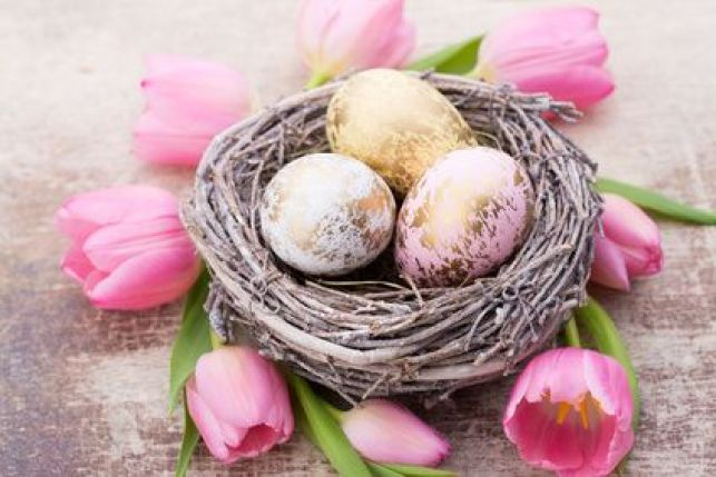 Décorer sa maison pour Pâques