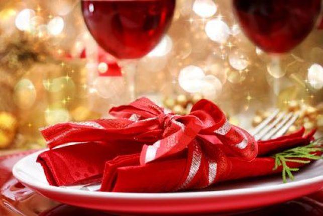 Décorer sa table de Noël pour moins de 30 €