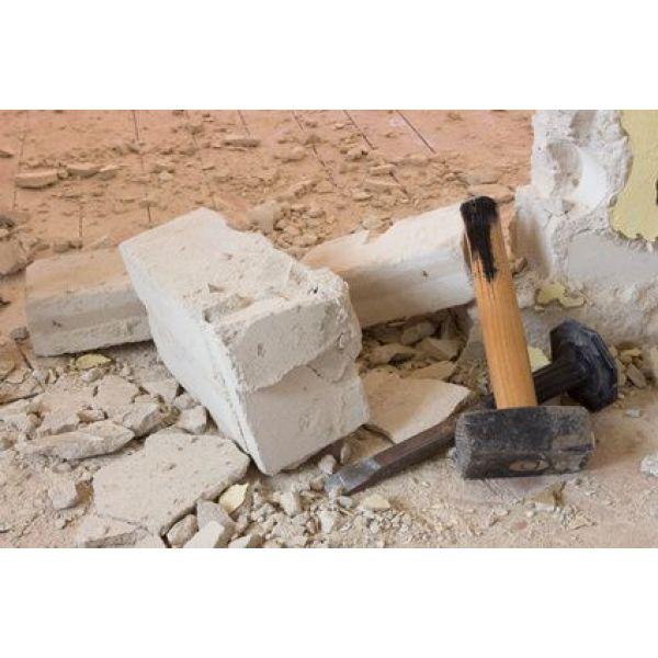 D molir ou ouvrir un mur en b ton m thode et pr cautions - Comment savoir si un mur est porteur ...