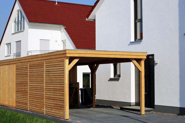 Devis pour la construction d'un carport