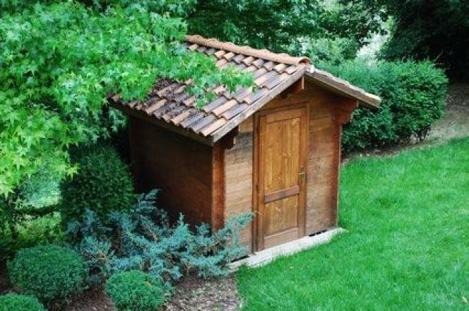 Devis pour un abri de jardin