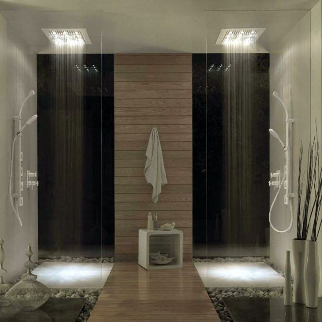 Notre s lection des plus belles douches l 39 italienne for La plus belle salle de bain