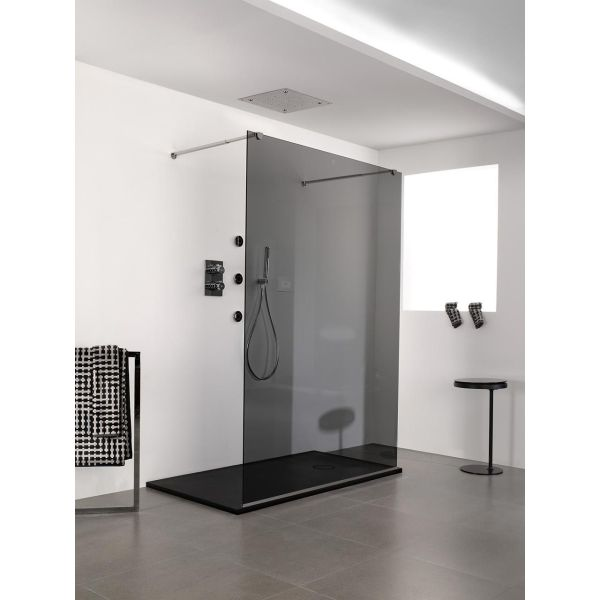 Douche l 39 italienne de porcelanosa for Porcelanosa douche