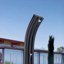 Douche solaire Energy Pro par Poolstar