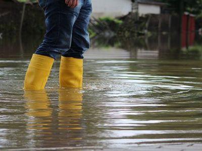 Drainer un terrain inondé