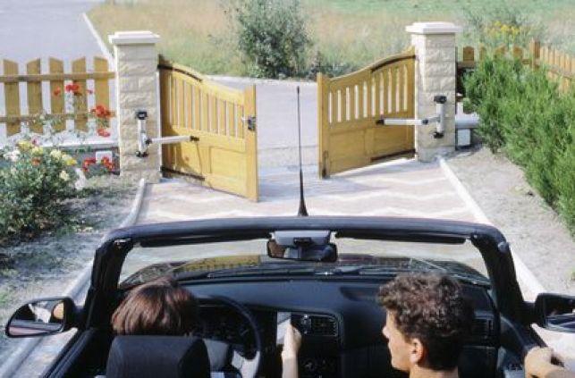 Droit de passage sur un terrain (servitude)