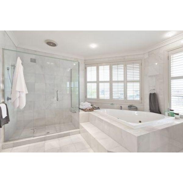 Du marbre dans la salle de bain for La salle de bain du titanic