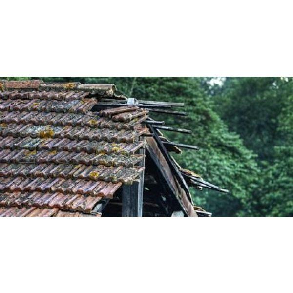 Effondrement d une toiture que faire - Toiture amiante que faire ...