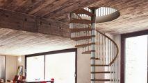Escalier en colimaçon par Fontanot