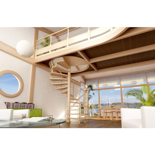 Escalier droit leroy merlin montage escaliermp with - Escalier escamotable leroy merlin ...