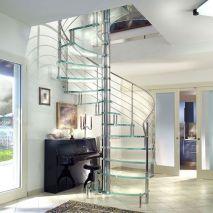 Escalier en colimaçon par Marretti