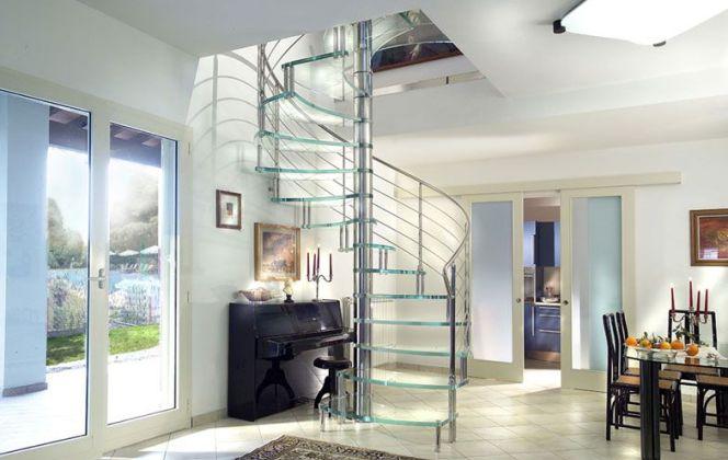 Escalier en colimaçon par Marretti © Marretti