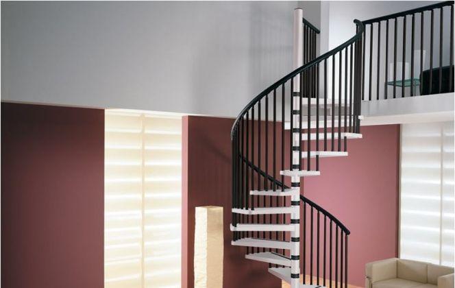 Escalier en colimaçon par Rintal © Rintal