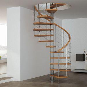 Tuto escalier en colimaçon : quel espace, comment le monter?