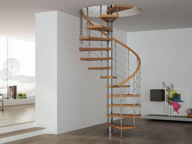 Escalier en colimaçon: pour une décoration intérieure réussie