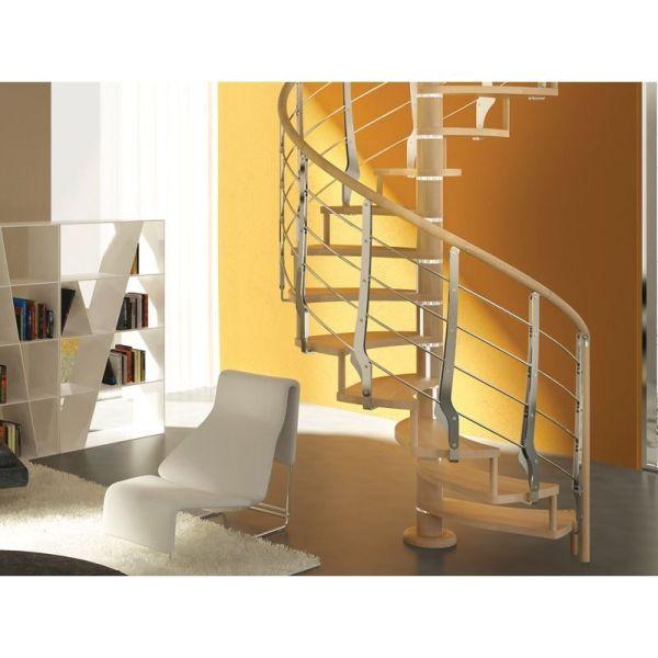 Escalier en colima on trio par rintal - Escaliers en colimacon ...