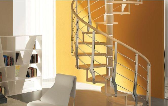 Escalier en colimaçon Trio par Rintal © Rintal