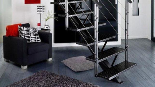 Escalier en métal Lapeyre