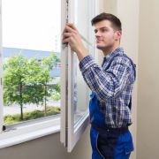 Fenêtre mixte PVC / aluminium